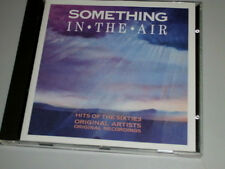 SOMETHING IN THE AIR CD MIT THE MOODY BLUES CAT STEVENS SMALL FACES THE TROGGS