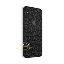 SopiGuard 3M Avery Carbon Fiber Skin Full Body For Apple iPhone X 10