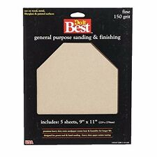Do it Best Aluminum Oxide Sandpaper, 220C A/O (M3759-2*K)