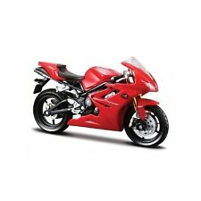 MAISTO 1:18 Triumph DAYTONA 675 MOTORCYCLE BIKE DIECAST MODEL TOY NEW IN BOX