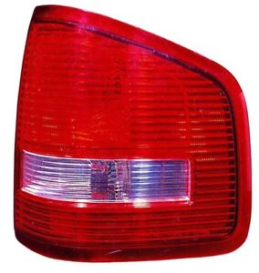 Tail Light Assembly Right Maxzone fits 2007 Ford Explorer Sport Trac