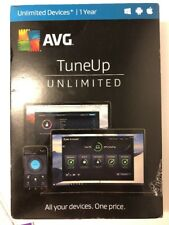 AVG - Unlimited Devices - 1 Year  (NIB)