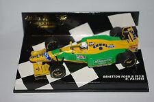 Minichamps F1 1/43 Benetton Ford B 193B Nordica Ricardo Patrese