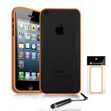 Étuis, housses et coques Bumper orange iPhone 5 pour téléphone mobile et assistant personnel (PDA)