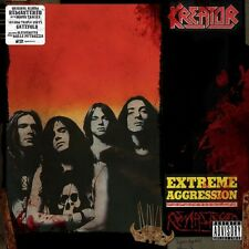 KREATOR - EXTREME AGGRESSION (REMASTERED)  3 VINYL LP NEUF