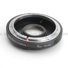 Camera Adapter Focus Inifinty For Canon FD Lens to EOS 750D 5D Mark III 7DII