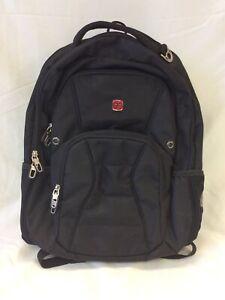 Airflow Swiss Gear Black Backpack