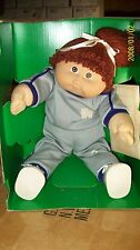 CABBAGE PATCH KIDS DOLL JESMAR GIRL   BOXED!