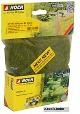 Noch HO O 07110 Static Wild Grass XL LONG Green Meadow 12mm 1.4oz *NEW $0 SHIP