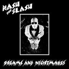 Dreams and Nightmares [Black and White Vinyl] [3/11] by Nash the Slash (Vinyl, Mar-2016, Artoffact)