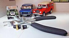 Land Rover Serie 1 2 2a 3 LUCAS Durite Adaptadores corte-quiebre de cierre