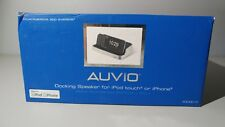 AUVIO docking speaker for ipod or iphone
