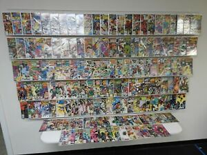 Huge Lot 150+ Comics W/ Thor, What If, X-Men, Power Pack+ Avg VF- Condition!!