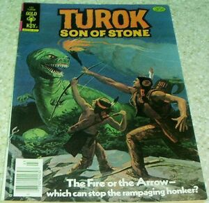 Turok Son of Stone 120, VF- (7.5) 1979,  50% off Guide!