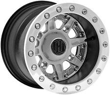 Hiper Wheel Sidewinder Wheel - 12x10 - 5+5 Offset - 4/156 - White 54-3359