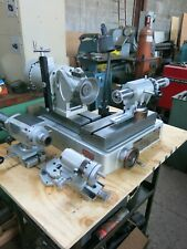 Cuttermaster Endmill Amp Cutter Grinder With Attachments