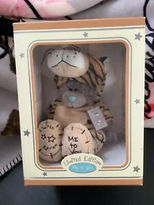 """Me To You Ltd Edition bear dressed as Tiger """"New/"""