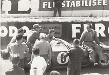 ?LE MANS?, CAR No.6, AFTER WIN WITH CREW ON CAR, PHOTOGRAPH.