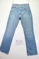 Levi's 525 Bootcut (Cod. E1348) Tg45 W31 L34 jeans usato Vita Alta vintage Levis