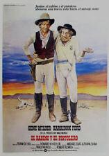 The Frisco Kid Gene Wilder vintage movie poster print