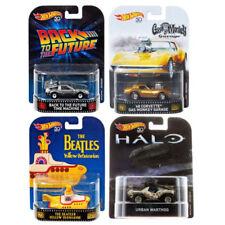 Coches, camiones y furgonetas de automodelismo y aeromodelismo Hot Wheels Retro Entertainment de escala 1:64
