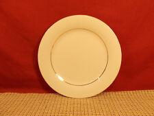 "Sakura China Classic Gold White Pattern Salad Plate 7 1/2"""