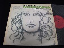 MARIANNA WROBLEWSKA<>POLISH JAZZ VOL.31<>Lp Vinyl<>Poland Pressing<>MUZA SXL0847