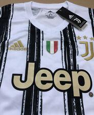 Adidas Juventus Men's Jersey 2020/2021 Football Soccer Home Jersey Size L