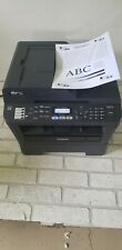 Brother MFC-7860DW Print/Scan/Copy/Fax Laser Printer WiFi/LAN/USB connectivity