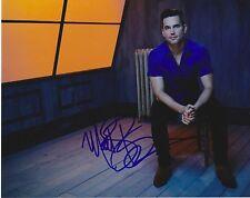 Matt Bomer signed 8x10 photo