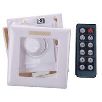 12V 8A Radio LED Brightness Dimmer Knob Controller Remote SMD Strip Light CS