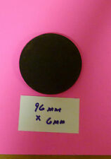 PLASTIC 96 mm microscope stage plate