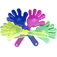 Giant Flashing Neon Hand Clapper Light Up Sensory Toy
