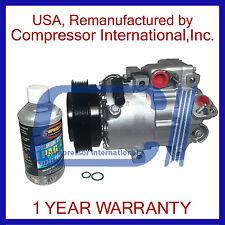 06-08 Sonata 3.3L,06-08 Sonota 2.4L,06-12 Veracruz 3.8L OEM Reman A/C Compressor