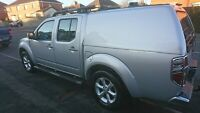 NISSAN NAVARA 2012 FACE LIFT WITH EURO 5  ENGINE