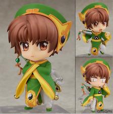 Anime 763 Cardcaptor Sakura Syaoran PVC Figure New toy doll No Box 10cm