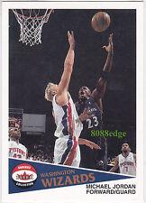 2001-02 SHOEBOX COLLECTION BASE CARD: MICHAEL JORDAN #137 WIZARDS OWNER/PLAYER