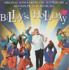 BILLY'S HOLIDAY 1995 Australian Motion Picture Soundtrack CD Max Cullen
