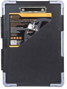 Clipboard Organizer Hard Case Multi Organiser Jobsite Contractor Tablets 320092