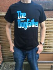 The Dogfather Medium T Shirt Funny Gift For Dog Lover Fathers Day