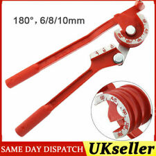 3 in 1aluminum Manual Mini Pipe Bender Copper Tube Bending Tool Brake Fuel Pipe&