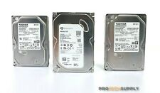 LOT of 3  Hard drives Desktop HDD Seagate Toshiba 500gb 500
