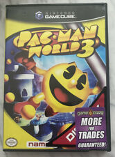 Pac-Man World 3 Nintendo GameCube 2005 CIB