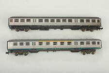 deux défaut N linge d'argent DB 50 80 21-34 024 & 60 80 22 48 042 boue / rayures