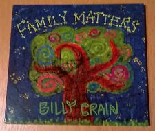 BILLY CRAIN Family Matters CD neuf THE OUTLAWS Southern rock sudiste