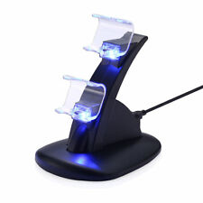 PlayStation4 Controller LED Dual Charger Dock Station