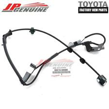 GENUINE TOYOTA LEXUS OEM LH ABS WHEEL SPEED SKID CONTROL SENSOR WIRE 89516-60080