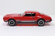 "2015 Matchbox ""Classic Rides"" 1971 Pontiac® Firebird® Formula CARDINAL RED/MINT"