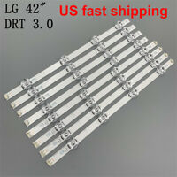 """42"""" TV LED Backlight Strip For LG Innotek DRT 3.0 42"""" A/B Type 42LB5500 42LB5600"""