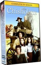 The Chisholms: Complete TV Series [New DVD] Full Frame, 3 Pack